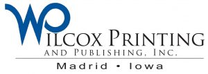 Wilcox Printing and Publishing, Inc