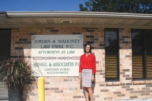 Jordan and Mahoney lawyer