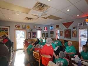 St. Patrick's Day at Tiger Bowl