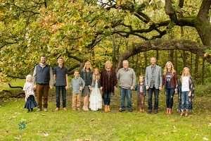 Grove and Platt family