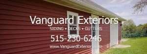 Vanguard exterior home example