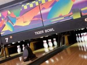 tiger bowl lanes