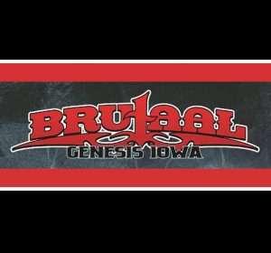 Brutaal Genesis logo